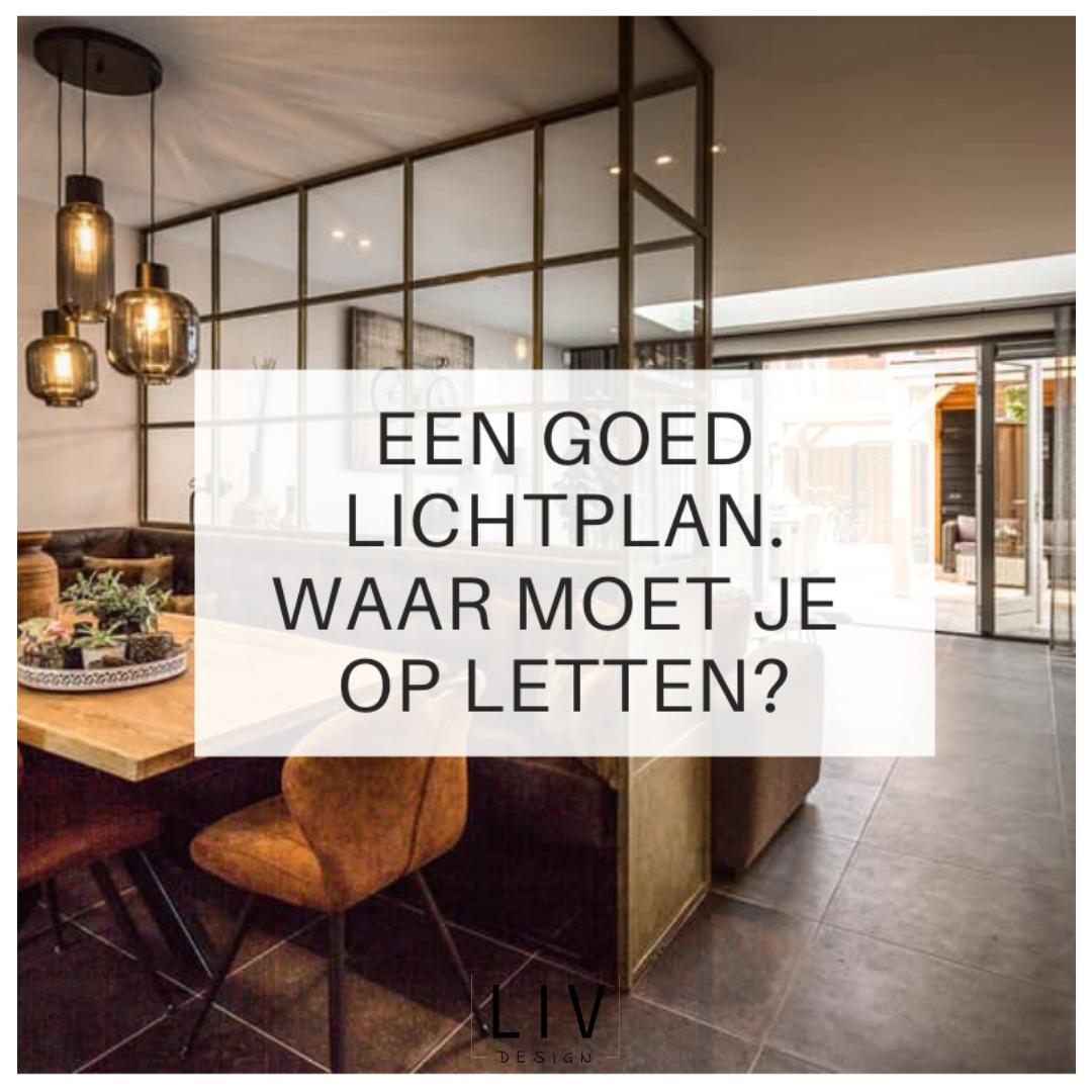 Hoe maak je een goed lichtplan?