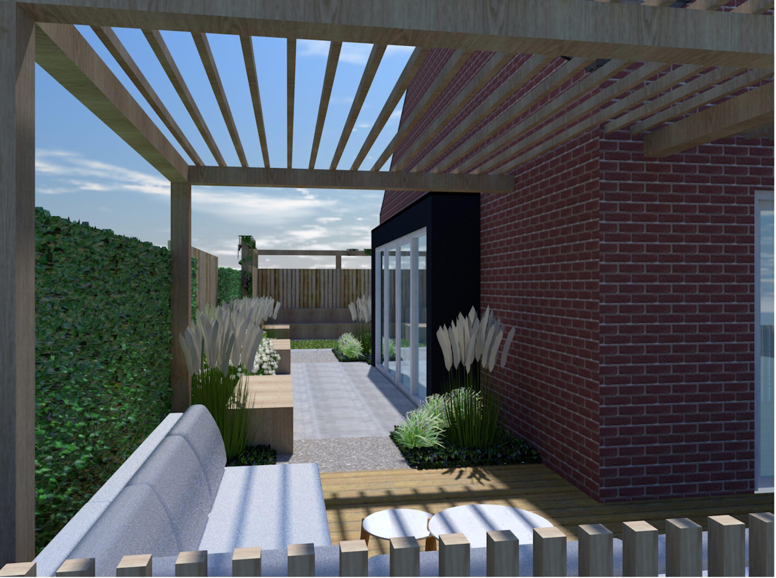 Tuin ontwerp LIV design