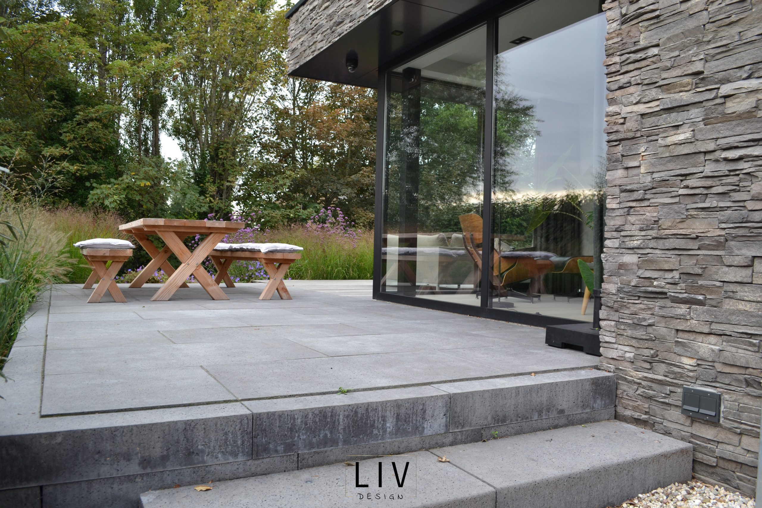 Tuinontwerp LIV design