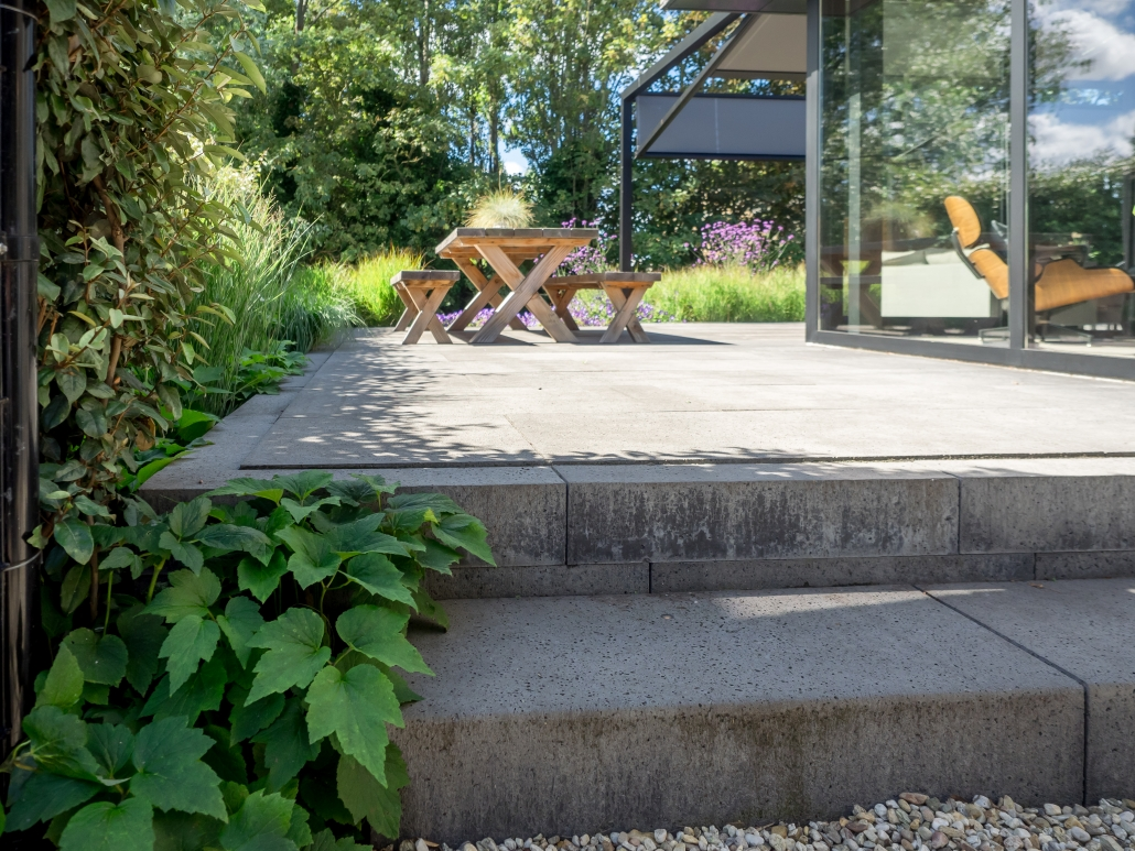 LIV design - tuinontwerp - poolzonde - westland